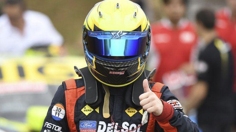 El comodorense Marcelo Agrelo se suma este año al Maquin Parts Racing y redobla la apuesta en la búsqueda del título.