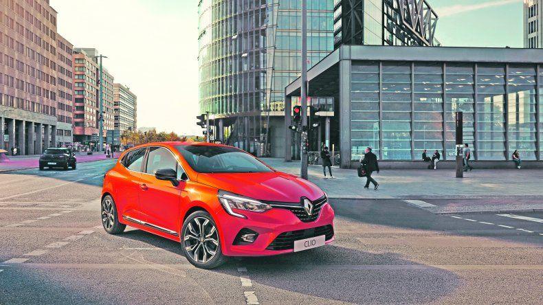 Renault Clio V: Nueva generación