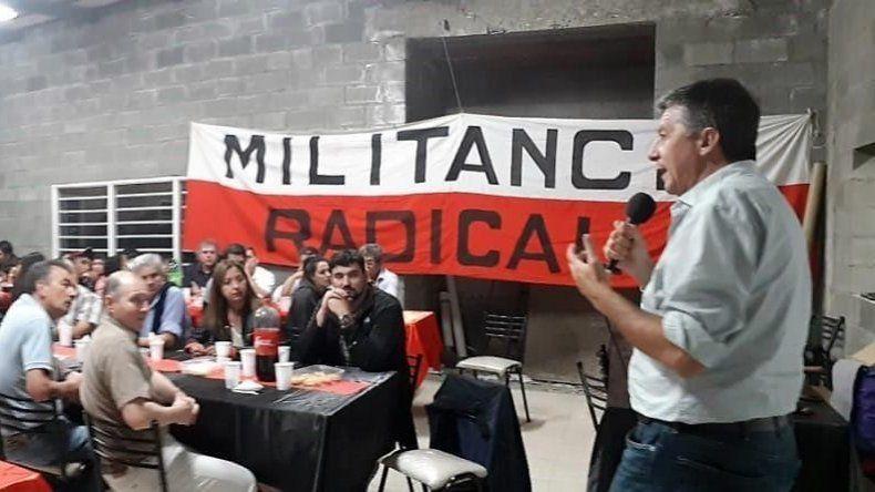 Camino a dar la lucha por la gobernación de Chubut