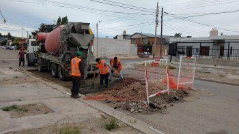 El municipio firmará contratos de  obras por más de $650 millones