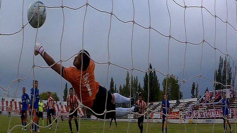 La CAI perdió 2-1 ante Racing de Trelew. Foto: Jornada.