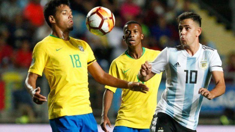 Argentina perdió con Brasil y terminó segunda