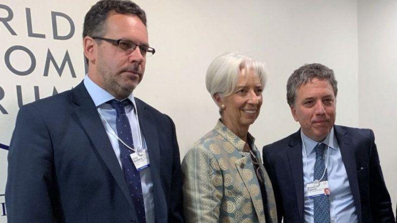 El FMI arriba a Buenos Aires para decidir sobre un nuevo desembolso
