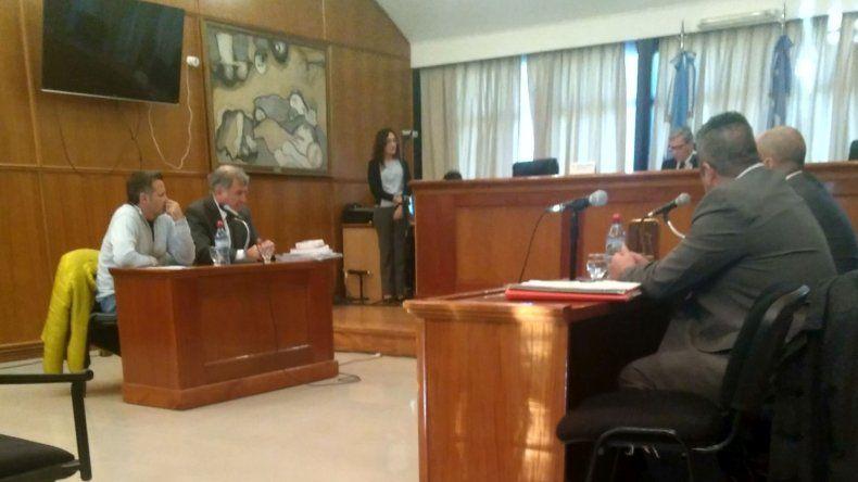 Bastida esperará en libertad el juicio oral en su contra