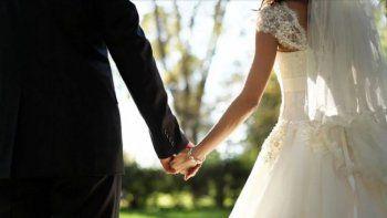duraron casados solo tres minutos: ¿que fue lo que paso?