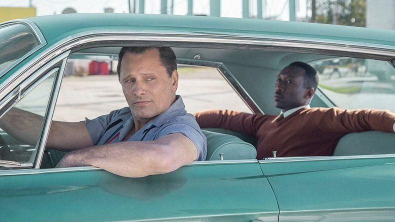 Tanto Viggo Mortensen como Mahershala Ali están nominados para recibir el Oscar a Mejor Actor y Mejor Actor de Reparto