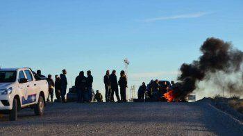 Petroleros iniciaron un paro total en Sinopec