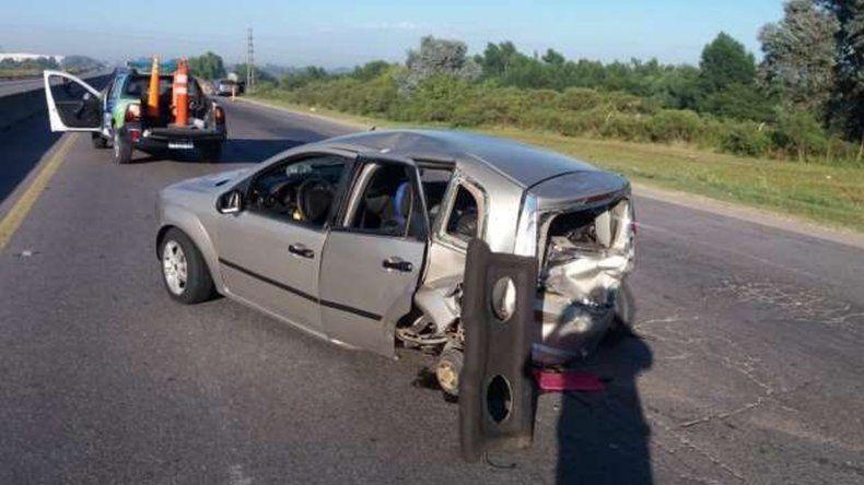Una directora de tránsito chocó con su auto y dio positivo en el test de alcoholemia