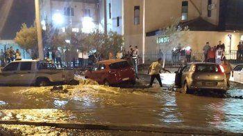 Nueva rotura del acueducto: 16 barrios sin agua