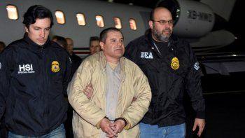 El Chapo Guzmán fue encontrado culpable de todos los cargos en su contra