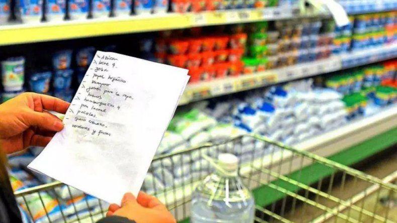 La inflación de enero fue de 2,9% y superó a la de diciembre