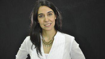 Fernanda Abdala será la compañera de Gustavo Menna en Cambiemos.