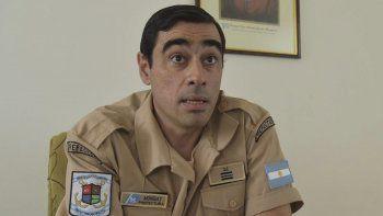 Ariel Mongiat es el nuevo jefe de la Prefectura en Caleta Olivia.