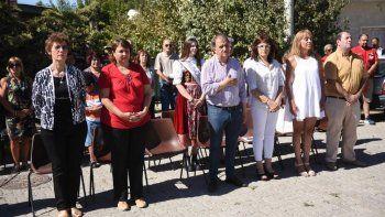 El barrio Presidente Ortiz conmemoró los 113 años de su fundación.