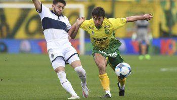 Defensa vuelve a medirse con Gimnasia, equipo con el cual arrancó la temporada con un empate 4 a 4.