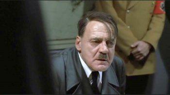 murio bruno ganz, el actor que encarno a hitler en la caida
