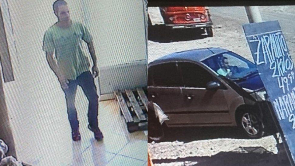 Se fugó con la plata y el auto del jefe: la Policía lo busca intensamente