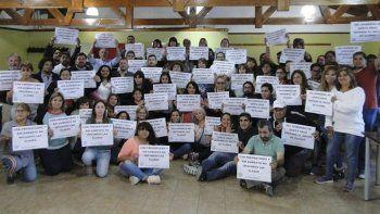 En el último congreso de representantes de todas las filiales del principal gremio docente de Santa Cruz, se resolvió no dar inicio al ciclo lectivo.