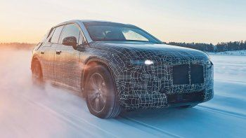 bmw inext: test electrico