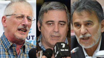 Jerónimo García, Javier Touriñan y Eduardo Conde. Ninguno de los tres presidentes de bloque figura entre quienes pretenden una banca en la Legislatura entre 2019 y 2023.