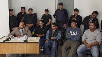 Los Ibáñez arriesgan la pena de prisión perpetua por las torturas a B.G. y a Alan Nahuelmilla, que derivaron en la muerte de este último.