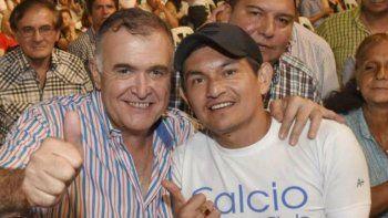 el pulga rodriguez encabezara un acto justicialista en tucuman
