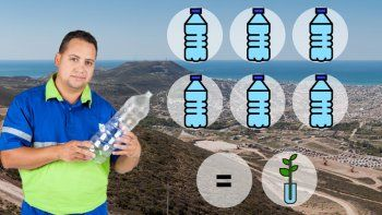 urbana premiara la separacion de botellas pet