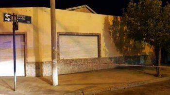 La vivienda en la que residía Héctor Romero y donde fue encontrado muerto.