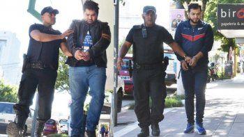A los dos ciudadanos detenidos en La Pampa se sumó ayer la captura de dos sospechosos en Comodoro Rivadavia.
