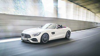 Mercedes AMG GT c y GT4 63S: Potencia alemana por dos