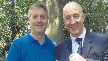 Repudio en Arsenal de Sarandí al embajador británico