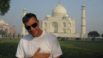 El empresario que encontró muerta a Natacha se refugia y espera novedades
