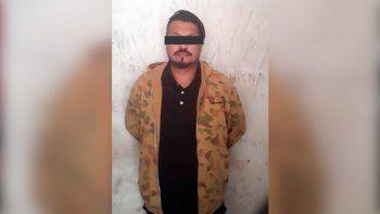 Detuvieron al hombre que llevó a Natacha Jaitt al salón de eventos