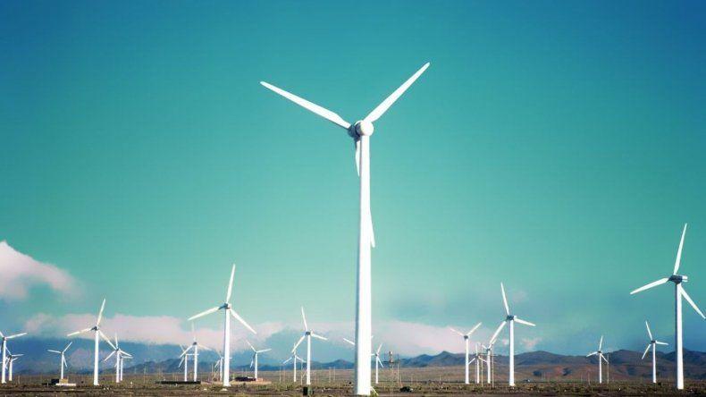 Frenaron la obra del parque eólico de Madryn y suspendieron a 900 operarios