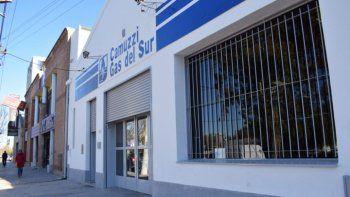 Desmienten el cierre de oficinas de Camuzzi en Trelew y Madryn