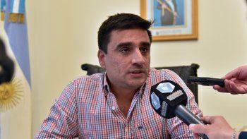 Nación le dio de baja a la tarifa social, confirmó el subsecretario Ahmed.
