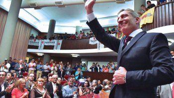 Arcioni abre el 47° período de sesiones ordinarias de la Legislatura