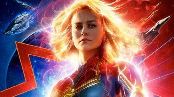 En el Coliseo se estrena Capitana Marvel