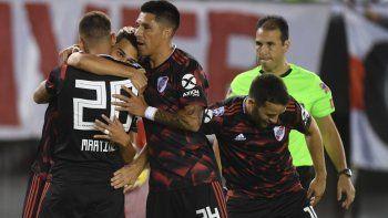 Esta noche debuta River en la Copa Libertadores
