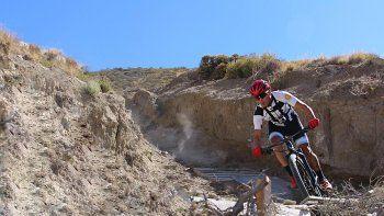 Lo mejor del mountain bike se dará cita en Comodoro Rivadavia. Foto: Maribel Rodríguez.