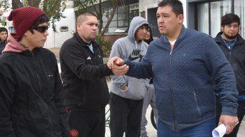 Estibadores piden trabajo en Caleta Paula