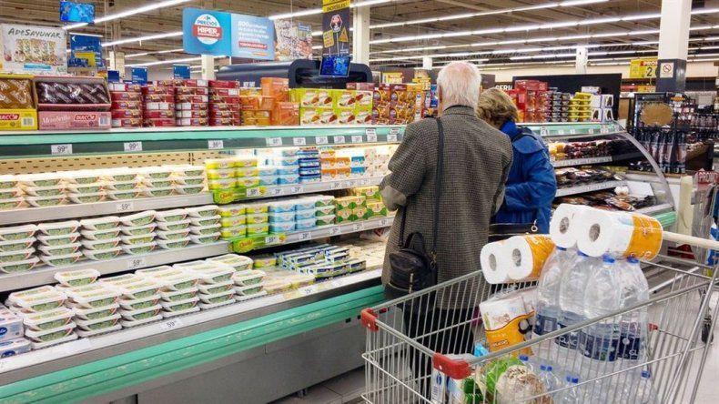 La inflación de junio fue de 2,7% según el INDEC