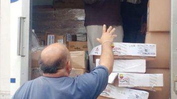 Una carga de 500 kilos de alimentos que viajaba a Comodoro fue decomisada