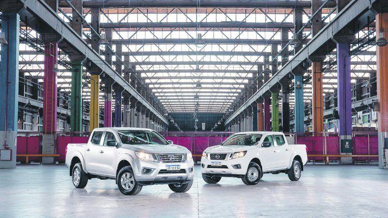 Nissan Frontier: Pensadas para el trabajo