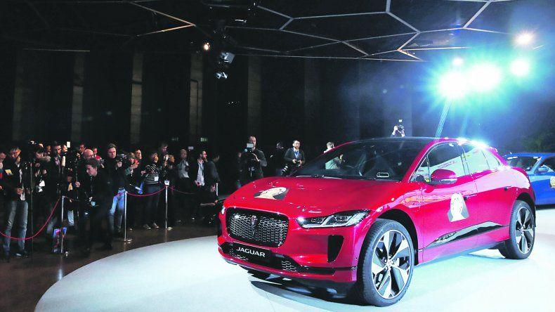 Jaguar I-pace: El auto europeo del año