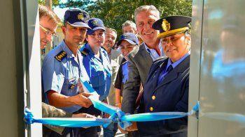 Río Mayo inauguró su  Comisaría de la Mujer
