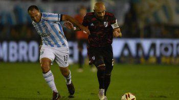 Superliga: River derrotó a Atlético Tucumán