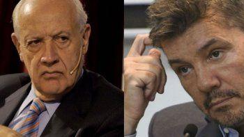 lavagna critico a la gestion de macri y vaticino que tinelli sera candidato