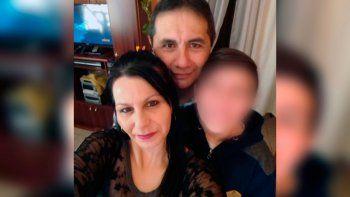 mato a su mujer, a su hijo de once anos y se suicido