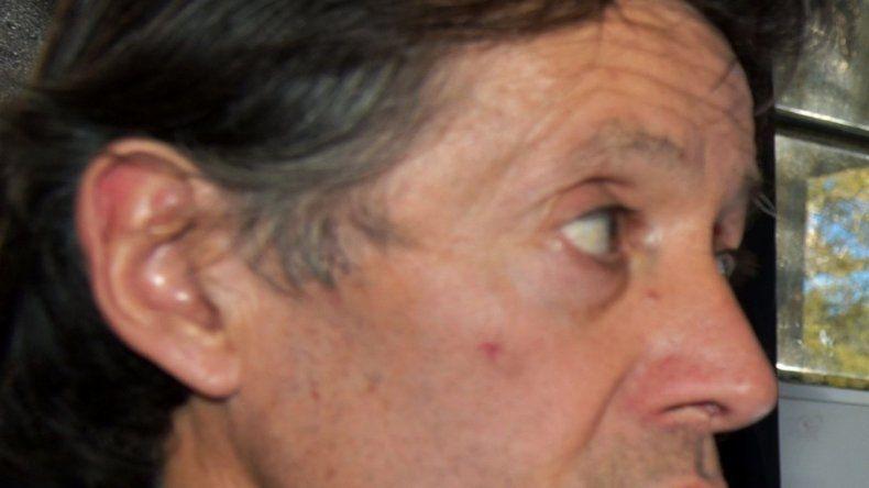 El concejal Rubén Martínez